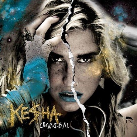 kesha cannibal 23 e1288310265936 Ke$has Cannibal Cover & Tracklisting