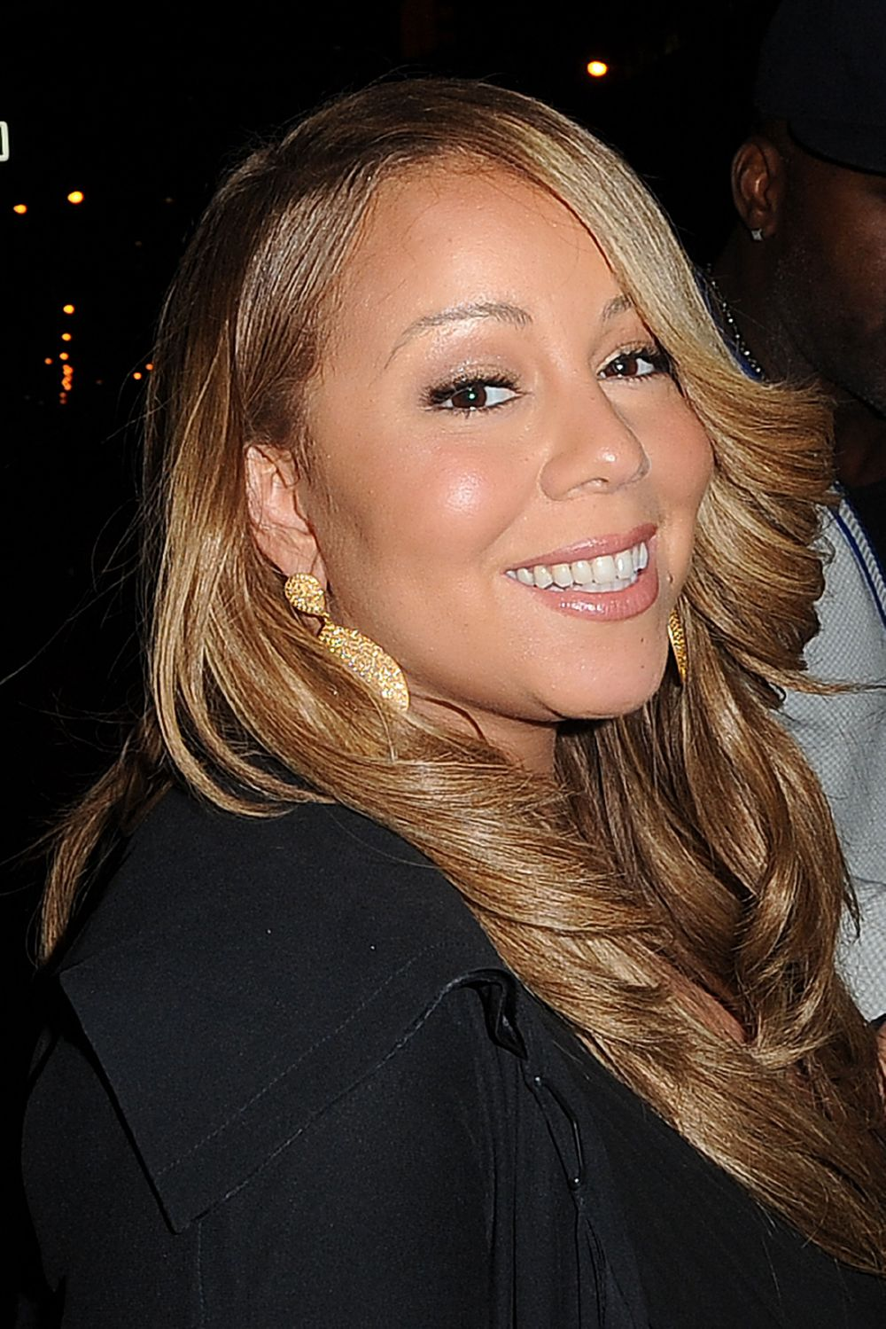 mariah2 Hot Shots: Mariah Carey Celebrates Nick Cannons Birthday In NYC
