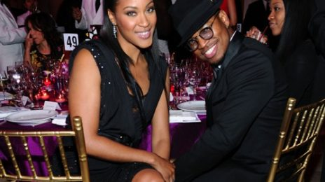 Hot Shots: Ne-Yo & Shontelle Perform At Angel Ball