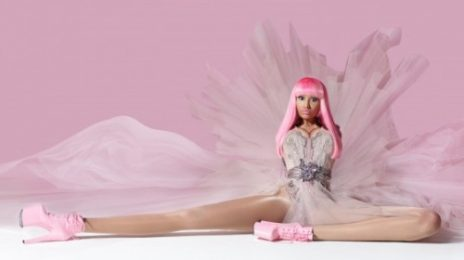 Competition: Win Signed Nicki Minaj Artwork!