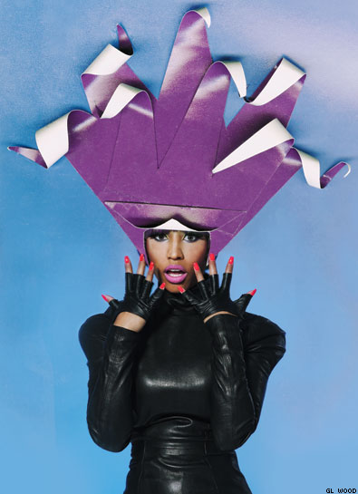 nicki3 Nicki Minaj Sets New Billboard Record
