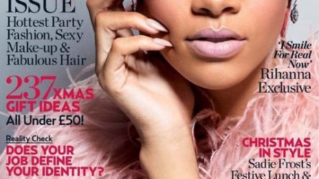 More Rihanna In Marie Claire