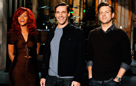 rihanna snl Rihanna Performs On Saturday Night Live (A Must See!)