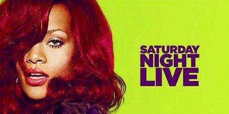 Video: Rihanna's 'Shy Ronnie' SNL Skit