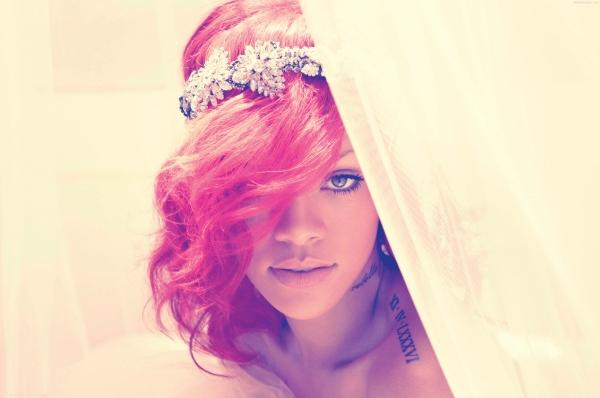 rihanna2 Rihanna Talks About Loud & Katy Perry Collaboration