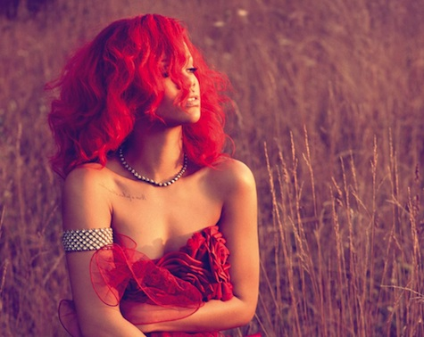 Rihanna's 'Only Sheep (In The Meadow)' 'Only Girl (In The World)' video was