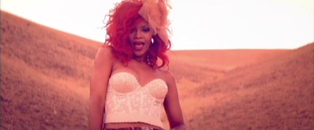 rihanna3 Hot Shots: Sneak Peak Of Rihannas Only Girl (In The World) Video