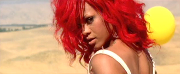 rihanna7 Hot Shots: Sneak Peak Of Rihannas Only Girl (In The World) Video