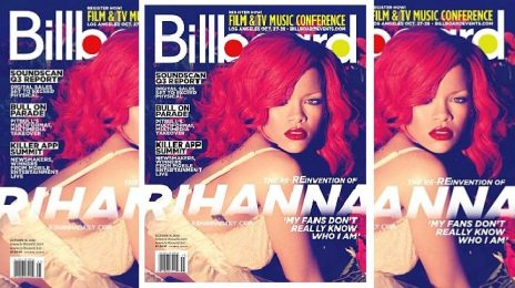Hot Shot: Rihanna Covers Billboard Magazine