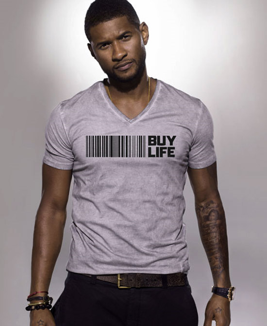 usher buy life Alicia Keys & Usher Urge You To Buy Life