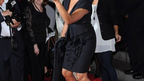 Hot Shots: Whitney Houston At 'Keep A Child Alive Ball'