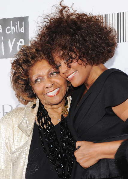 whitney mom Hot Shots: Whitney, Beyonce, Alicia, Jennifer Hudson, & More At Keep A Child Alive Ball