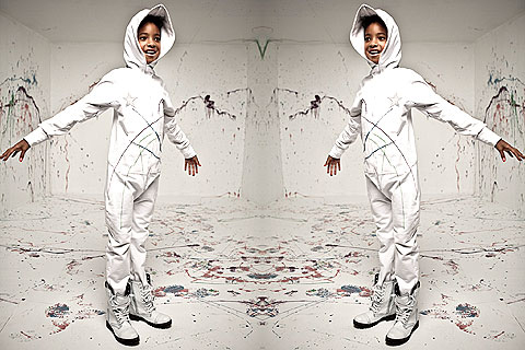 willow smith 3 Hot Shots: Willow Smith Shoots Whip My Hair Video