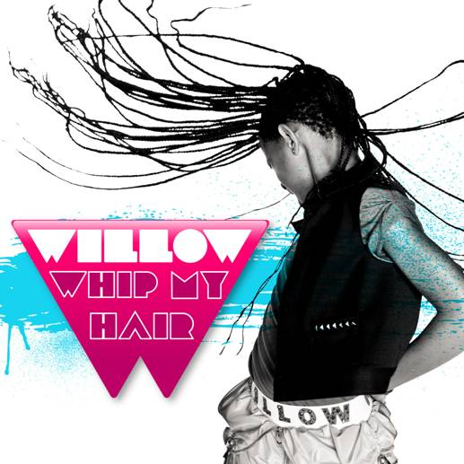 The eagerly video for Willow Smith's debut single 'Whip My Hair' premièred a