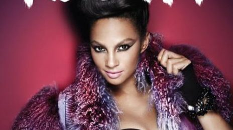 Snippets: Alesha Dixon's 'The Entertainer'
