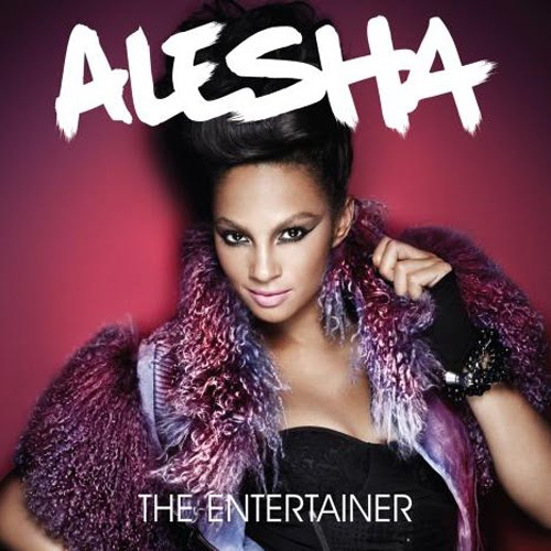 alesha dixon the entertainer Alesha Dixon Unveils The Entertainer Album Cover