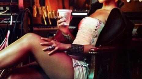 Hot Shots: Alicia Keys Does Vogue Italia
