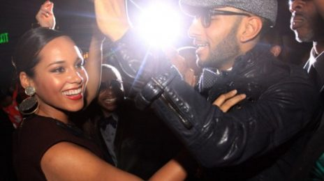 Hot Shots: Alicia Keys & Swizz Beats Party IN NYC