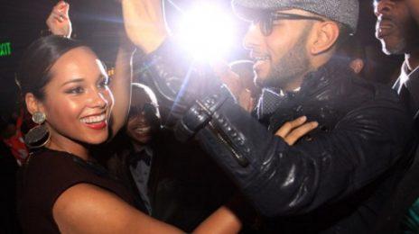 Hot Shots: Alicia Keys & Swizz Beats Party IN NYC