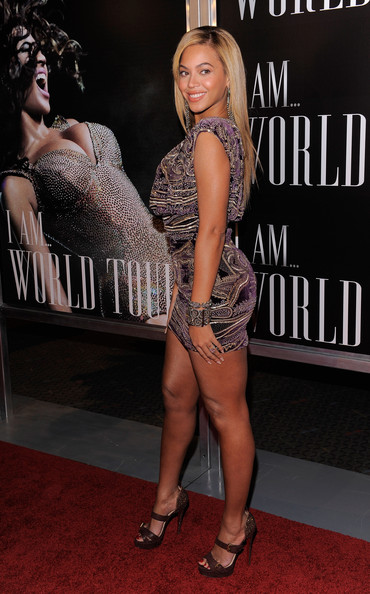 beyonce41 Hot Shots: Beyonce At I Am...World Tour Screening In NYC