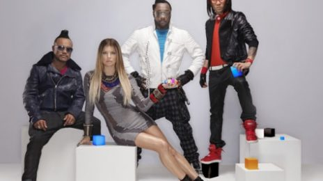 The Black Eyed Peas Perform On 'X-Factor'