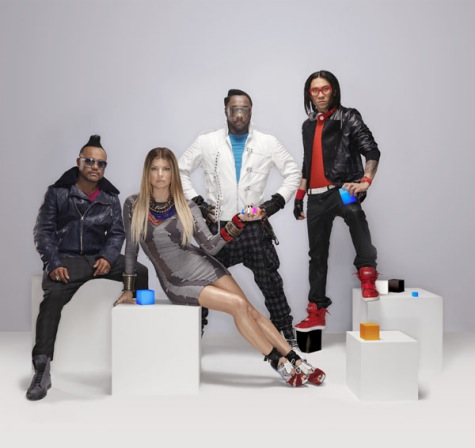 black eyed peas 3 New Black Eyed Peas Promo Pics