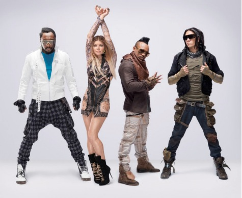 black eyed peas 4 New Black Eyed Peas Promo Pics
