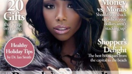 Hot Shots: More Of Brandy In Upscale Magazine