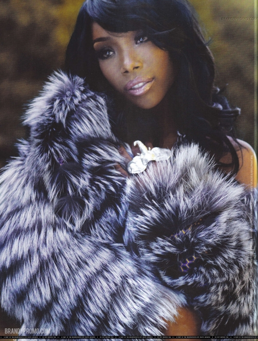 brandy Hot Shots: More Of Brandy In Upscale Magazine