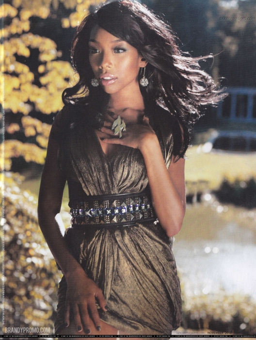 brandy3 Hot Shots: More Of Brandy In Upscale Magazine