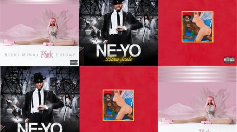 It's Official: Kanye West Trumps Nicki Minaj & Ne-Yo On The Album Charts