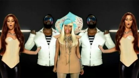 New Video: Will.i.am - 'Check It Out (ft. Cheryl Cole & Nicki Minaj)'
