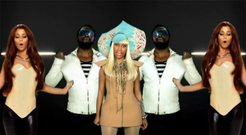 cheryl cole 34 New Video: Will.i.am   Check It Out (ft. Cheryl Cole & Nicki Minaj)
