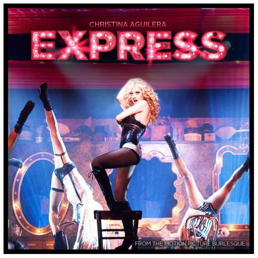 Express Christina Aguilera Christina Aguilera is not