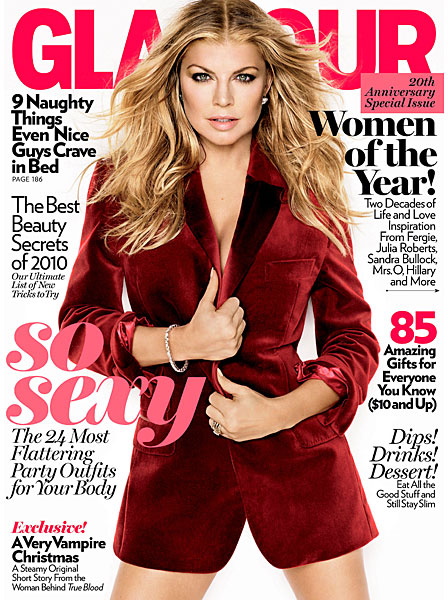 cosmo fergie Fergie Covers Glamour