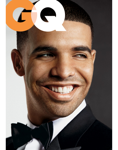 drake Hot Shot: Drake In GQ Magazine