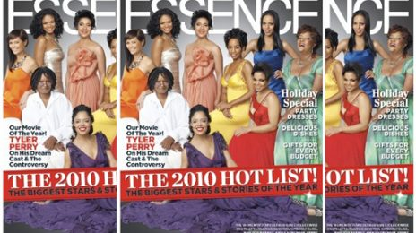 'For Colored Girls' Cast Cover Essence