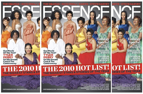 for colored girls 1 For Colored Girls Cast Cover Essence