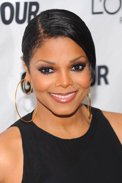 j janet Hot Shots: Janet Jackson At Women Of The Year Awards