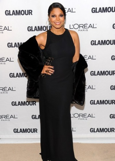 janet gh e1289295872808 Hot Shots: Janet Jackson At Women Of The Year Awards