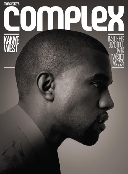 kanye complex mag Kanye West Covers Complex Magazine