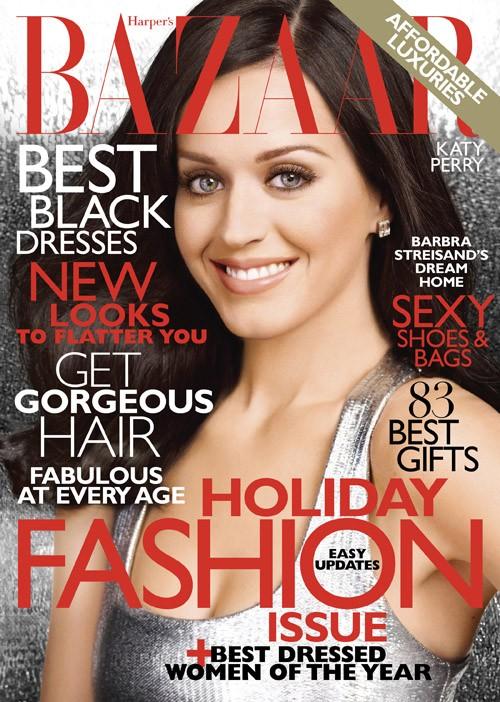 katyperry Hot Shots: Katy Perry Does Harpers Bazaar