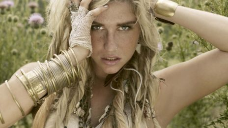 Hot Shots: Ke$ha Gets A Mouthful Of Converse