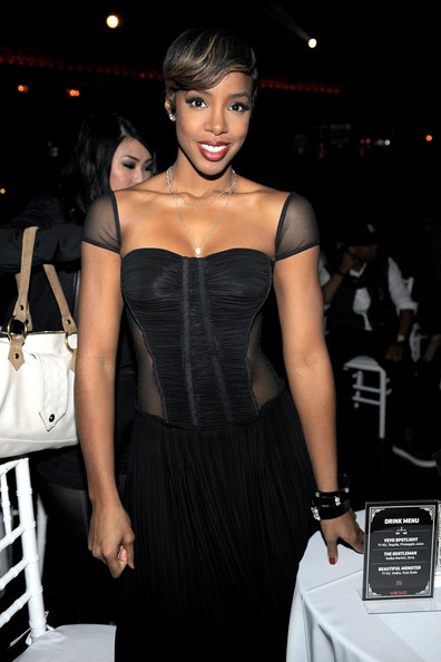 kelly neyo vevo Hot Shots: Brandy & Kelly Rowland At Ne Yos VEVO Bash