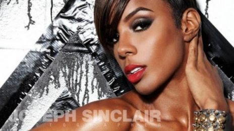 Kelly Rowland Sizzles In New Promo Shot