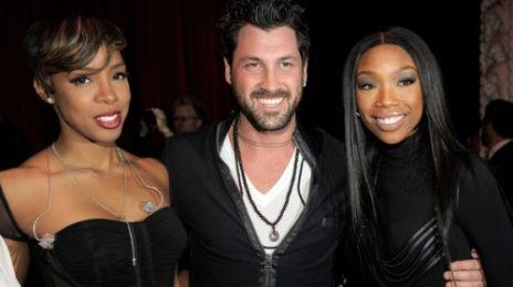 Hot Shots: Brandy & Kelly Rowland At Ne-Yo's VEVO Bash