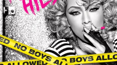 Tracklist & Snippets: Keri Hilson's 'No Boys Allowed'