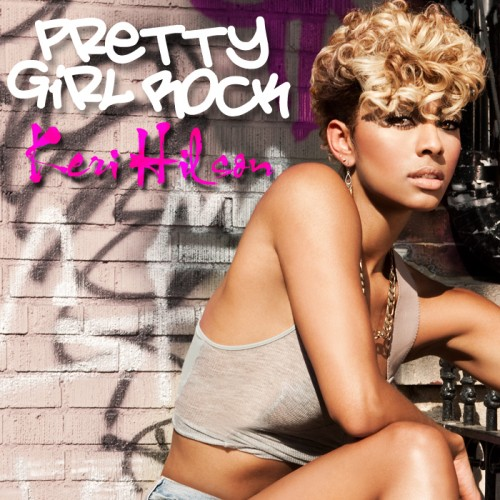 keri hilson pretty girl rock Keri Hilson Rocks Leno