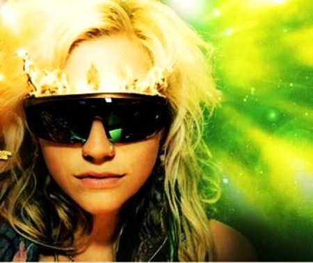 kesha7 Ke$ha To Launch Headline Tour In 2011