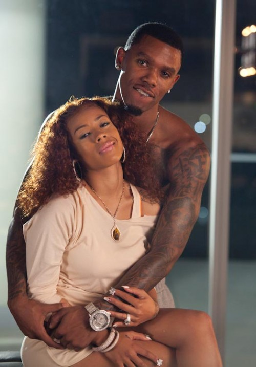 keyshia c1 e1289238571914 New Video: Keyshia Cole   Long Way Down